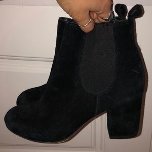 Nordstrom Sole Society Booties Size 5.5